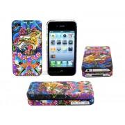 iPhone 4/4S serie ED Hardy - Tiger & Dragon