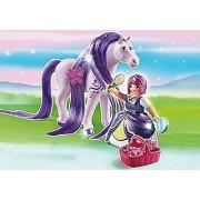 Playmobil 6167 Princess Viola with Horse Building Kit