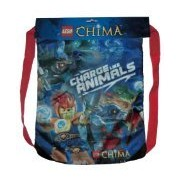 Lego Legends of Chima Cinch Sack Tote - Backsack