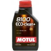 MOTUL 8100 Eco clean+ 5W30 1 litru