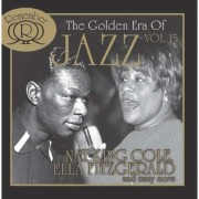 Nat King Cole - Golden Era of Jazz Vol.15 (0090204968275) (2 CD)