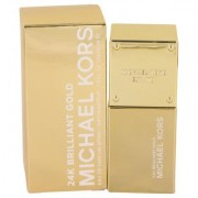 Michael Kors 24k Brilliant Gold For Women By Michael Kors Eau De Parfum Spray 1 Oz