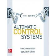 Automatic Control Systems, 10e