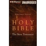 New Testament-KJV by George Vafiadis