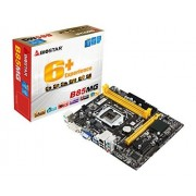 Biostar B85MG Intel B85 Socket H3(1150) 1 x Ethernet 2 x USB 2.0 2 x USB 3.0