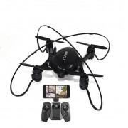 Drona iDrone FY603 Smart camera wifi, altitudine automata, Neagru