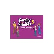 Family and Friends 5 - Teacher's Resource Pack