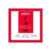 Jeu De Cordes D'addario Prelude Pour Violoncelle Taille: 3/4