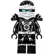 LEGO Ninjago Minifigure - Zane Deepstone Minifig with Armor 70737