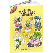 Little Easter Stickers by Nina Barbaresi