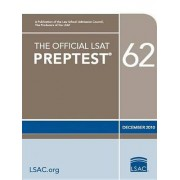 The Official LSAT Preptest 62 by Law School Admission Council