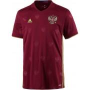 adidas Russland EM 2016 Heim Fußballtrikot Herren in rot, Größe XXL
