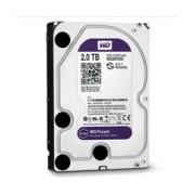 DISCO DURO WD PURPLE 3.5 2TB SATA3 6GB/S 64MB INTELLIPOWER 24X7 P/DVR 1-8 BAHIAS/1-32 CAM