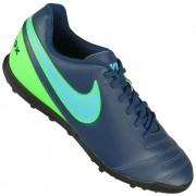 Chuteira Society Nike Tiempo Rio III TF
