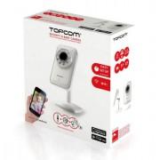 Topcom - Ns-6750 - Caméra Sans Fil De Réseau Plug And Play Caméra Ip - Ios - Android Compatible