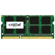 Crucial 4GB Single DDR3L 1866 MT/s (PC3-14900) SODIMM 204-Pin Mémoire pour Mac - CT4G3S186DJM