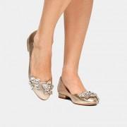 Shoestock Sapatilha Shoestock Pedra Flor - Feminino