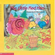 The Little Red Hen by Lucinda McQueen