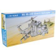 Trumpeter 5103 - Mil Mi-24V Hind-E