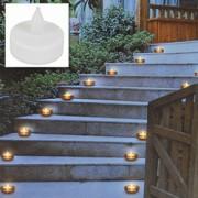 LED Tealight Candles (Set of 12)