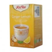Ceai Bio GHIMBIR si LAMAIE Yogi Tea