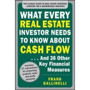 What Every Real Estate Investor Needs to Know About Cash Flow... And 36 Other Key Financial Measures, Updated Edition by Frank Gallinelli