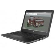 """HP ZBook 15 G3 i7-6700HQ/17.3""""FHD/16GB/256GB/1TB/Quadro M2000M/Win 10 Pro/Win 7 Pro/EN/3Y (T7V58EA)"""
