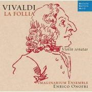 Enrico Onofri - Vivaldi, La Follia (0886976521622) (1 CD)