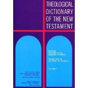 Theological Dictionary of the New Testament: v. 5 by G. Kittel