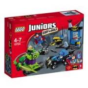 Lego Juniors Batman È™I Superman Contra Lex Luthor L10724