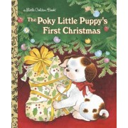 Poky Little Puppy's First Christmas by Golden Books