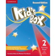 Kid's Box Level 2 Activity Book with Online Resources: Level 2 by Caroline Nixon