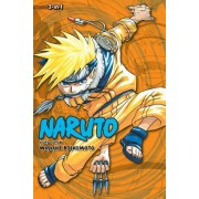 Naruto 3-In-1, Volume 2