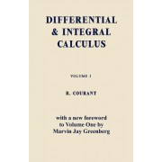 Differential and Integral Calculus, Vol. One by Courant Institute of Mathematical Sciences Richard Courant