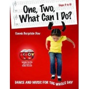 One, Two, What Can I Do? by Connie Bergstein Dow