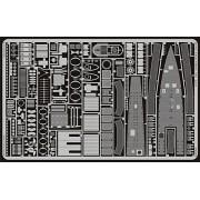 Eduard Photoetch 1:350 - U-boat VIIC/41 1/72 (Revell) - EDP53015