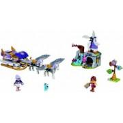 Set Constructie Lego Elves Sania Trasa De Pegasi A Airei