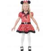 Childs Cute Mouse Girls Costume - MEDIUM