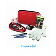 Roadside Emergency Kit w/ Jumper Leads