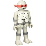 Teenage Mutant Ninja Turtles Raphael Black and White 6-Inch Playmobil Funko Action Figure