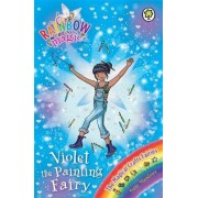 Violet the Painting Fairy by Daisy Meadows