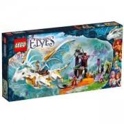 Конструктор ЛЕГО ЕЛФИ - Спасяването на кралицата дракон, LEGO Elves, 41179