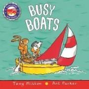Busy Boats by Tony Mitton