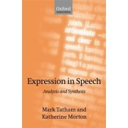 Expression in Speech by Mark Tatham