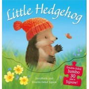 Little Hedgehog: Storybook and Double-Sided Jigsaw by M. Christina Butler