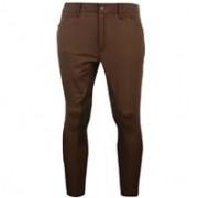 Pantaloni echitatie Breeches Pessoa Branco Rodrigo Stretch pentru Barbati