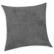 Maisons du monde Cuscino grigio carbone 60 x 60 cm SWEDINE