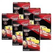 Fuji Fujifilm Instax Mini Disney Cars 3 60 Film 7s 8 9 25 50s 70 90 SP-1 SP-2 Caméra