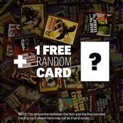 Freddy Krueger Bobble Head Figure: Wacky Wobbler Horror Movie Series + 1 Free Classic Horror & Sci Fi Movies Trading Card Bundle [21072]