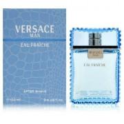 Gianni Versace Man Eau Fraiche 2005 After Shave Lotion 100 Ml
